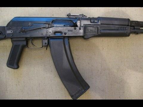 Ттх Ак-74М 5.45