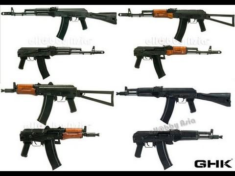 Нож AK-74M